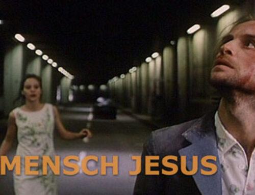 Mensch Jesus